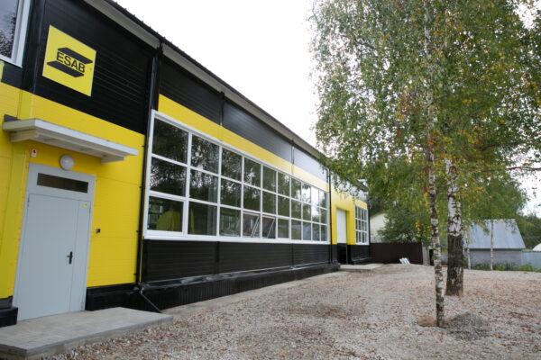 Открытие Центра сварочных технологий