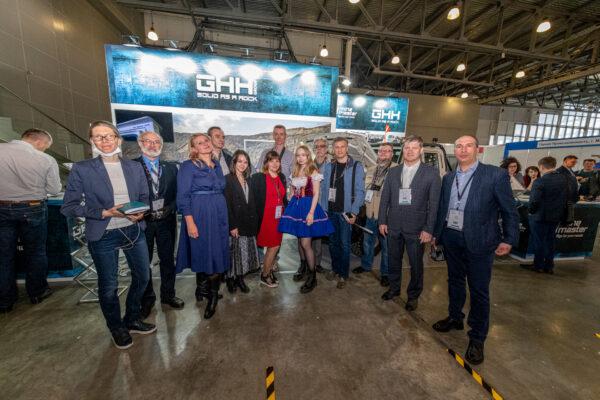 GHH Group на выставке Mining World 2021